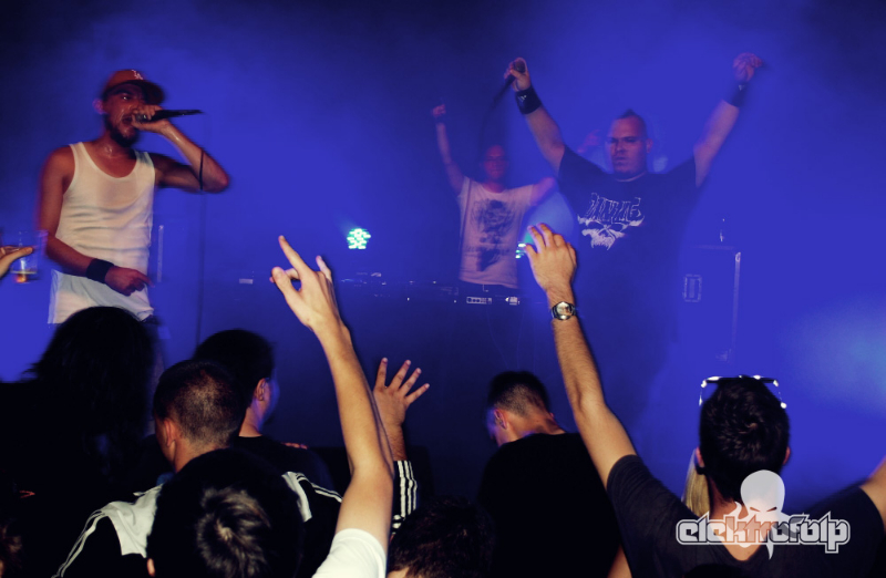Intensity Musik presents Hex (1.9.2012, Mostovna, Photo: Mulla)